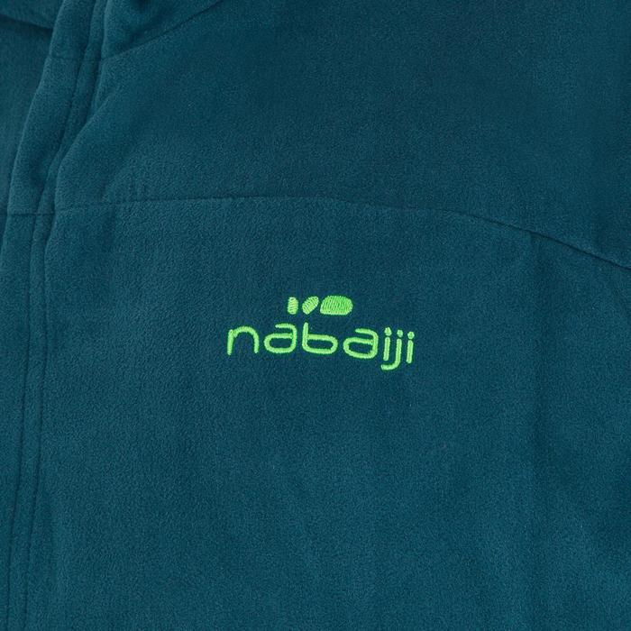 Pack de albornoz verde y toalla de microfibra, talla L 80 x 130cm verde