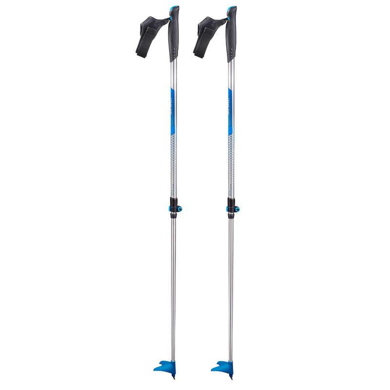 XC-SKIING SKI POLES & ACCESSORIES Běžecké lyžování - BĚŽKAŘSKÉ HOLE 150 SPLIT INOVIK - Běžecké lyžování