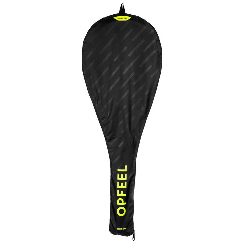 Funda Raqueta Squash Opfeel SL 100 Adulto Negro