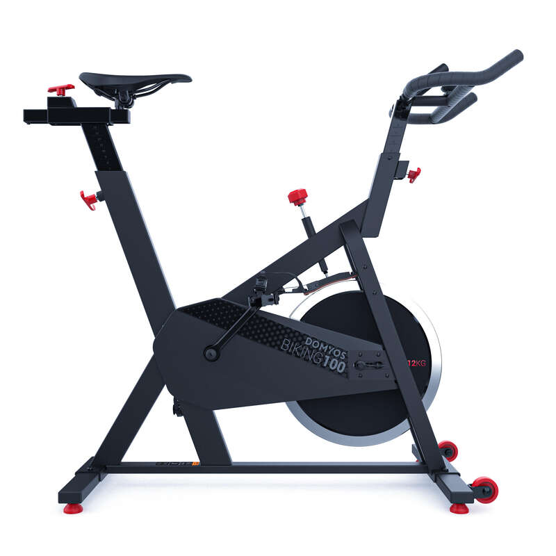 SPIN BIKE Home fitness - Bici biking 100 DOMYOS - Home fitness
