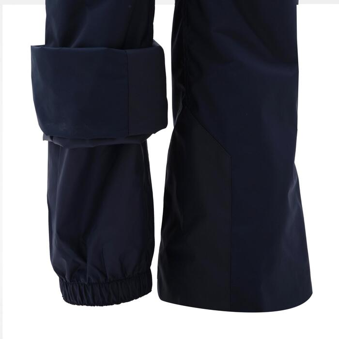 WOMEN'S DOWNHILL SKI TROUSERS 180 - NAVY