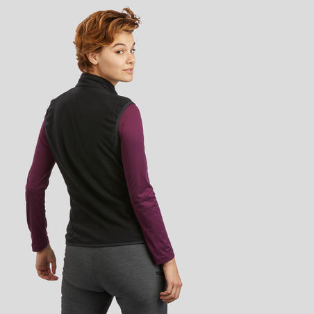 MH120 Fleece Vest - Women