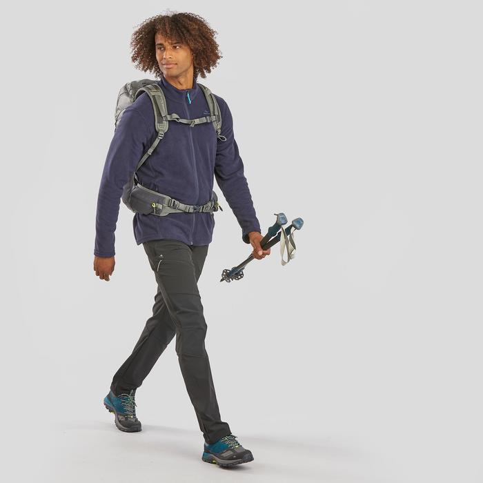 Veste Polaire de randonnée montagne - MH120 - Homme