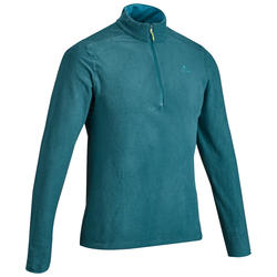 Men's Fleece MH500 - Turquoise
