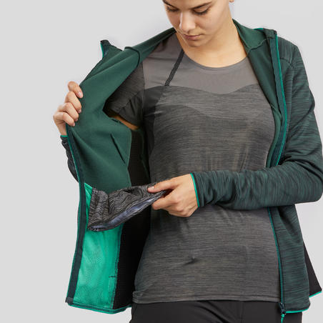 MH900 Fleece Jacket - Women