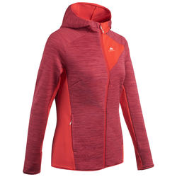 Women's Fleece MH900 - Red Coral