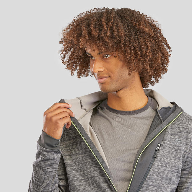 Men's Fleece MH900 - Mottled grey