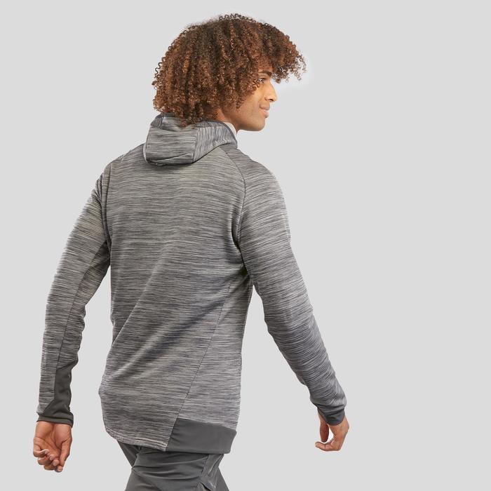 男款登山健行刷毛外套MH900