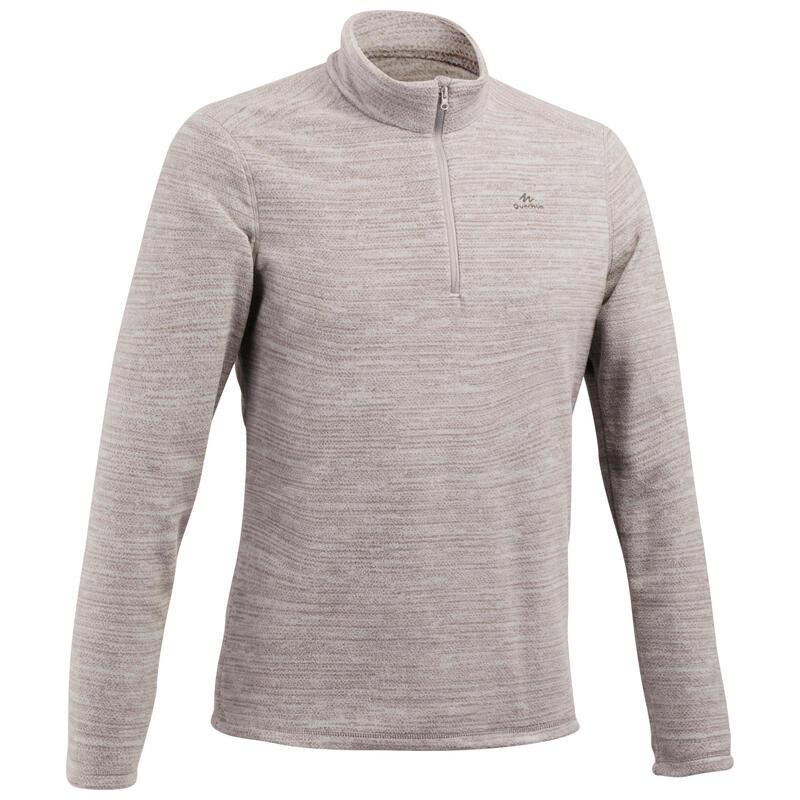 Men's Fleece MH100 - Mottled Grey