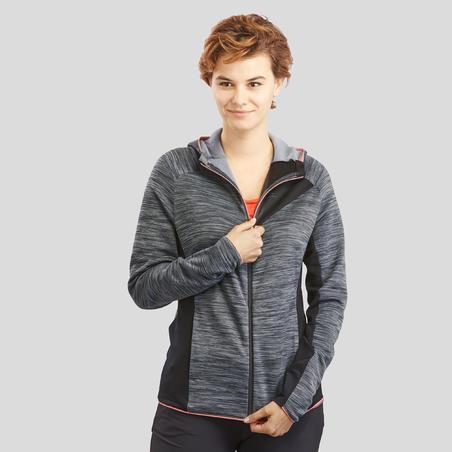 Manteau de randonnée en laine polaire MH920 - Femmes