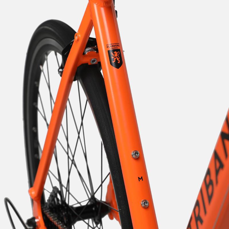 RC 100 Road Bike - Orange