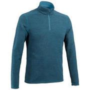 Men's Fleece MH100 - Petrol Blue