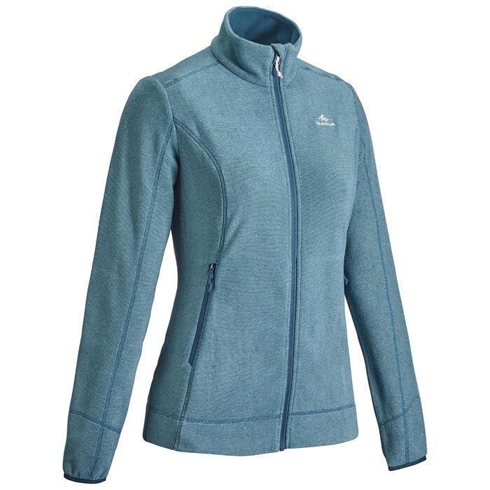 Women's Mountain Walking Fleece Jacket MH120