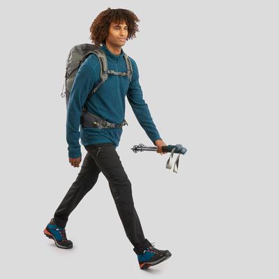 Polaire de randonnée montagne - MH100 - Homme