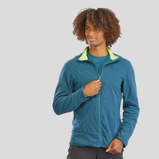 Men's Fleece MH520 - Turquoise