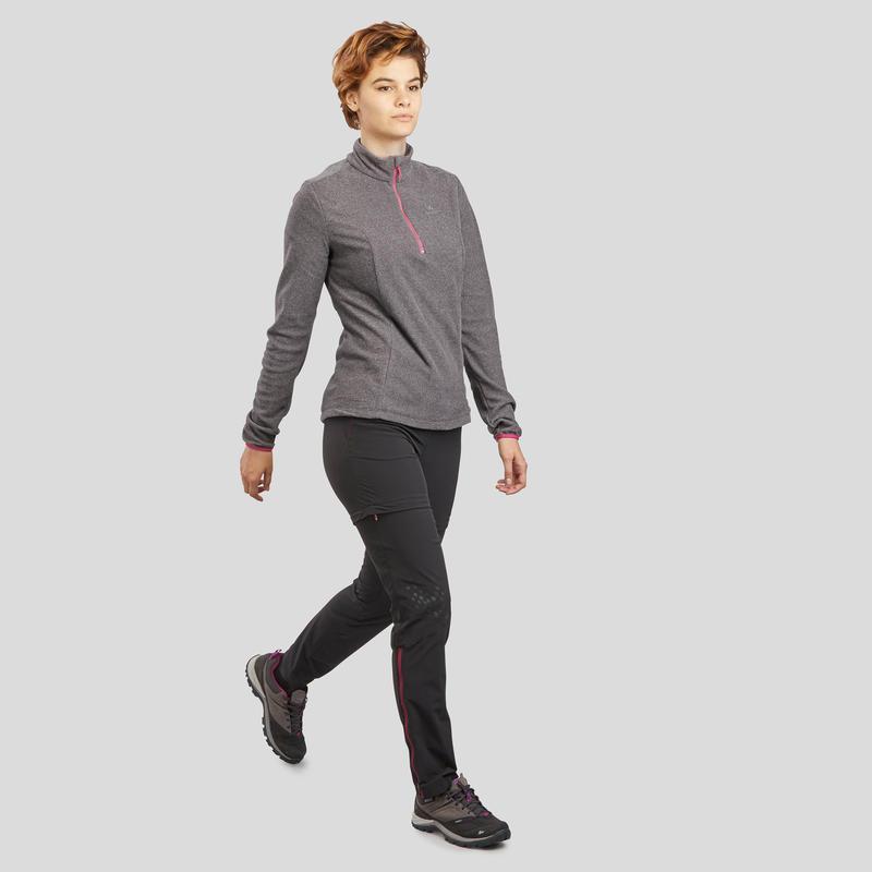 Polaire de randonnée - MH100 - Femme