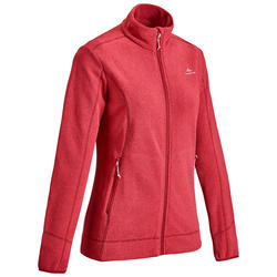 Women's Fleece MH120 - Red/Maroon