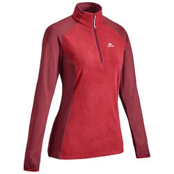 Women's Fleece MH500 - Maroon
