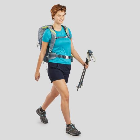 MH100 Mountain Hiking Shorts - Women