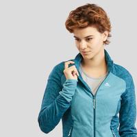Women's Hiking Thin Fleece Jacket - MH520