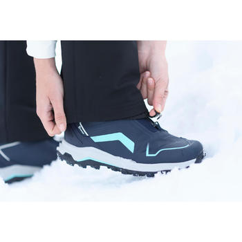Women's warm waterproof snow hiking shoes - SH920 X-WARM - Mid