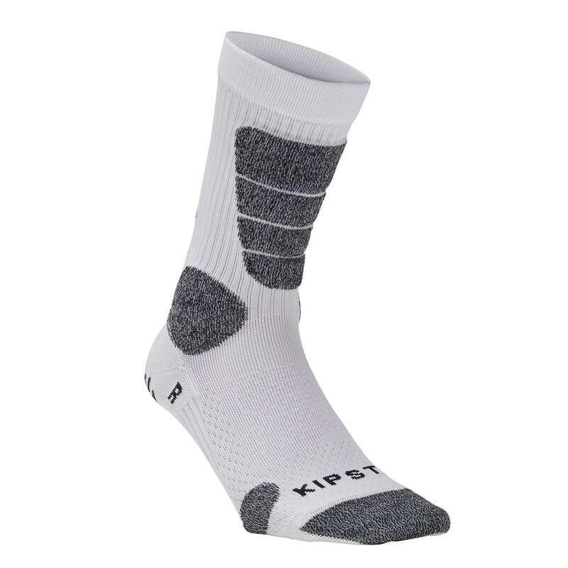 ADULT FOOT SOCKS Sport di squadra - Calzettoni CLR MiD bianchi KIPSTA - Abbigliamento Futsal