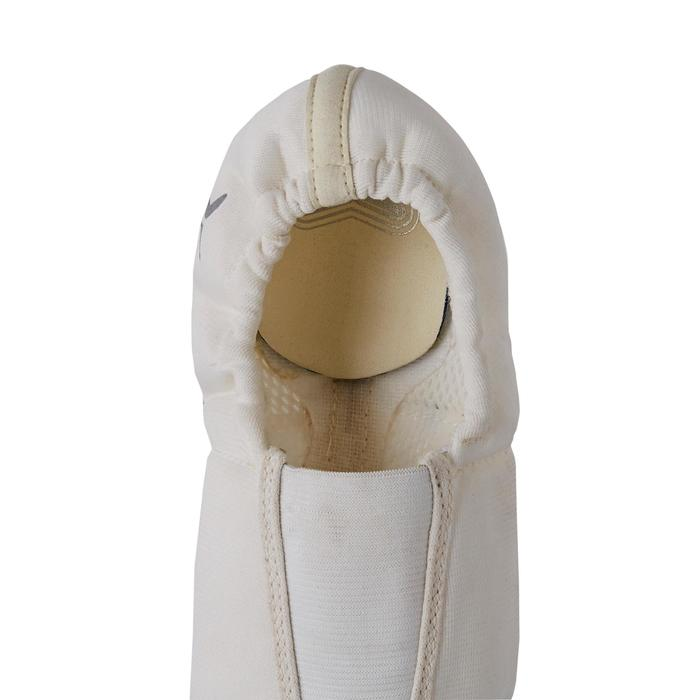 Zapatillas Mesh blanco 500 Gimnasia Artística Femenina y Masculina.