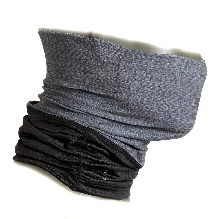 Cache-cou enfant Keepdry 500 gris chiné