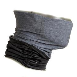 Nekwarmer Keepwarm 500 grijs zwart