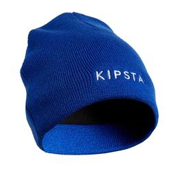 Bonnet Keepwarm 100 enfant football bleu