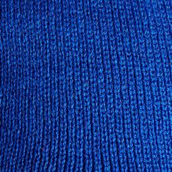Mütze Fussball Keepwarm 100 Kinder blau