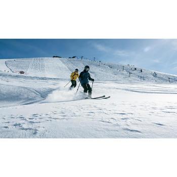 Men's Freeriding Ski JACKET SKI FR100 Ochre