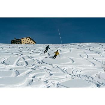 Skischoenen voor freeride voor volwassenen FR 100 flex 90 zwart