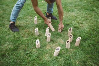Ontdek de spelregels voor Fins kegelspel