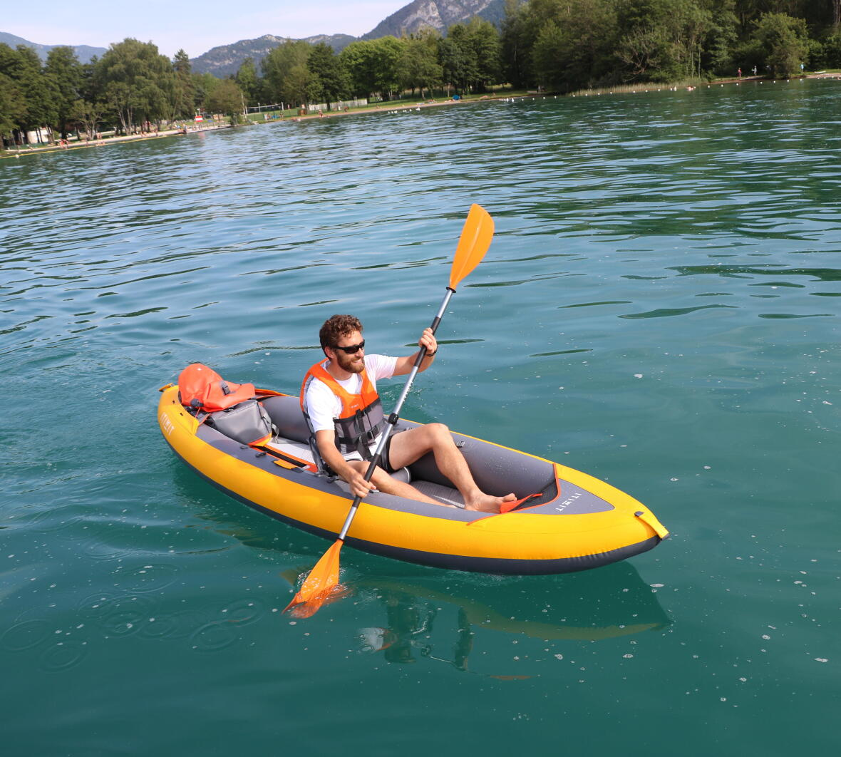 kayak day trip checklist