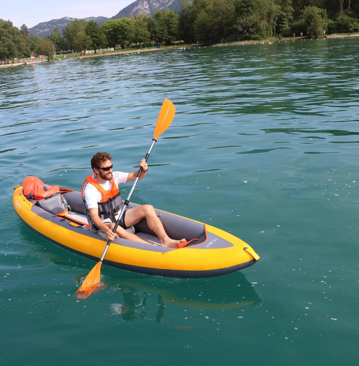 life jacket kayak touring