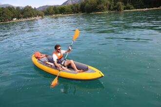 Recommandations pour un retour a la pratique du canoë-kayak
