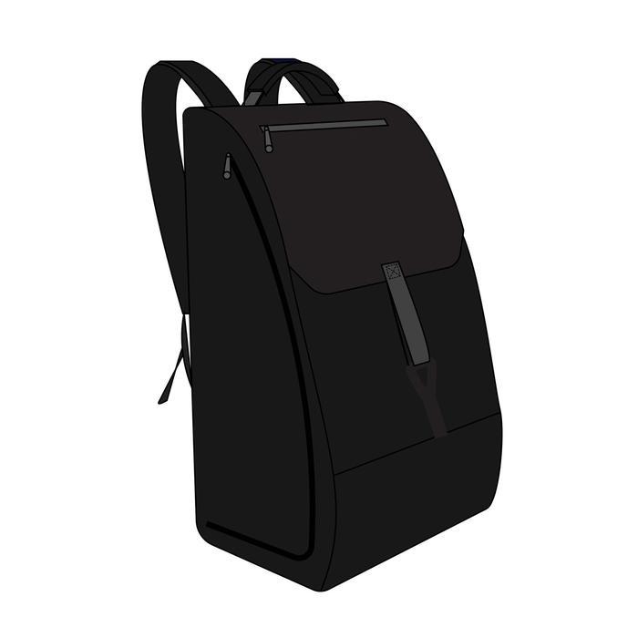 健身包30 L-黑色