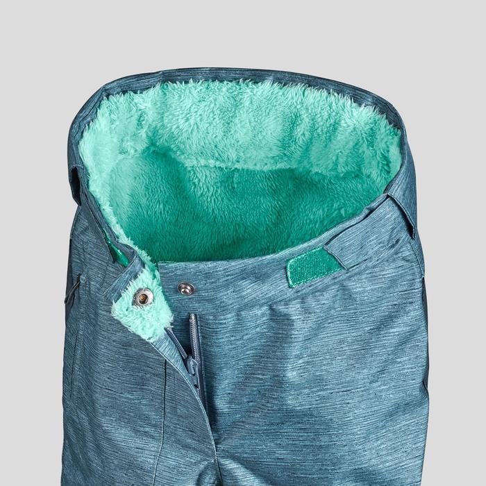 Warme waterdichte broek sneeuwwandelingen voor kinderen SH500 U-Warm 2-6 jaar