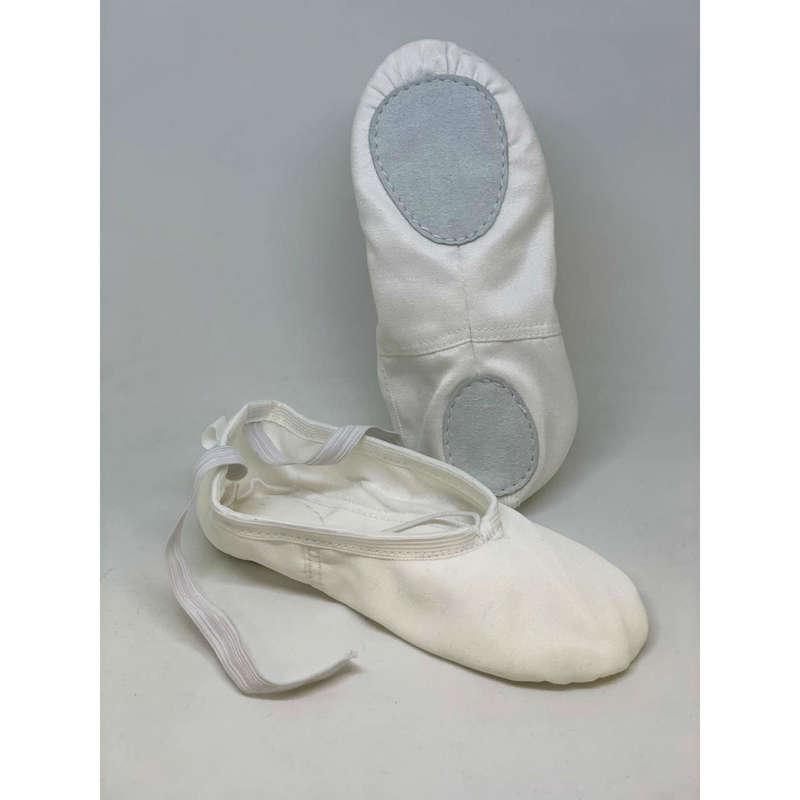 ОБУВЬ / БАЛЕТ Танцы - Балетки белые dcdp 100 DOMYOS - Обувь