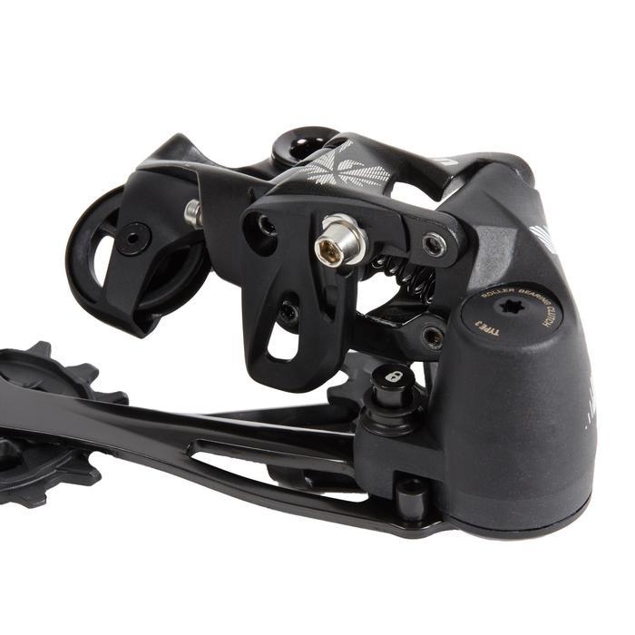 Cambio Trasero Bicicleta MTB 1x12V GX Eagle SRAM Negro