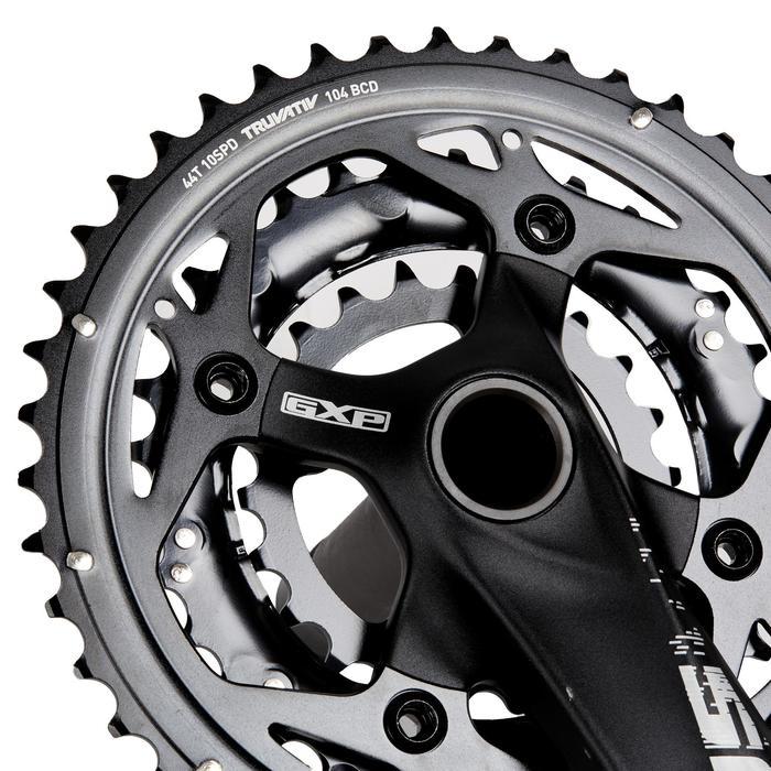 pedalier 44/33/22 10v 175mm s1000