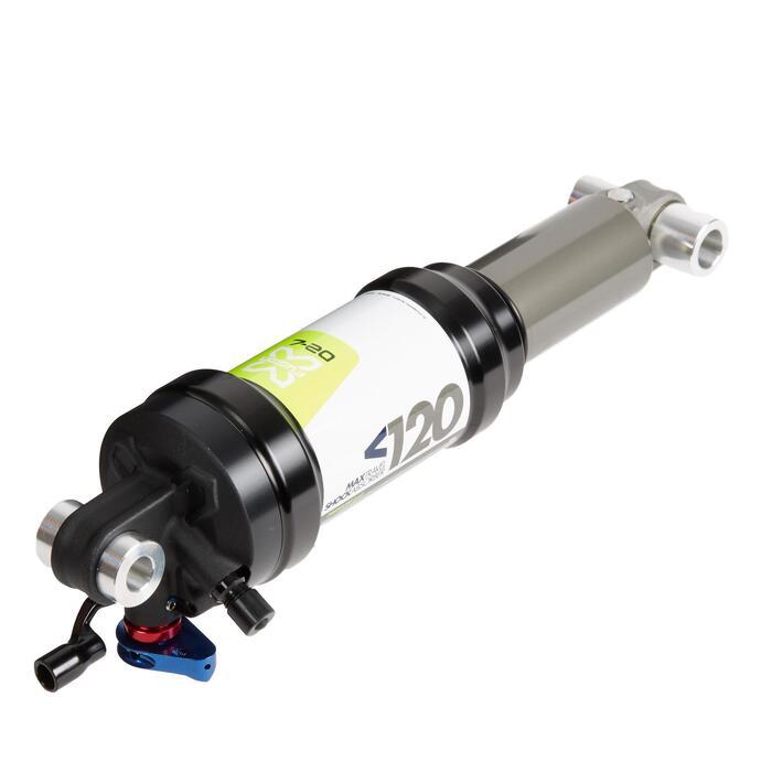 Schokdemper O2 Air Lockout 190x51 mm 40x10 mm 25x8 mm