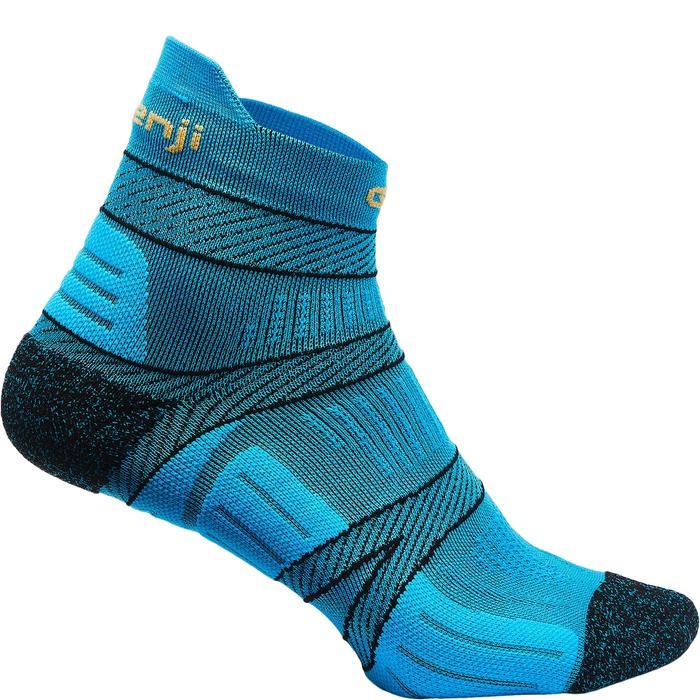 Dunne sokken Kiprun Strap blauw
