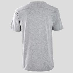 T-Shirt Adidas regular homme gris