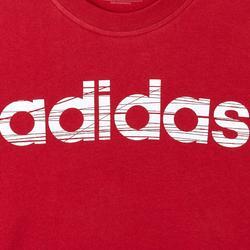 Heren T-shirt Decadio regular fit bordeaux
