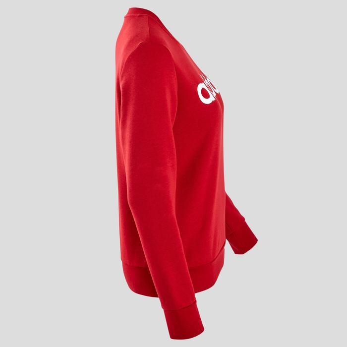 Sudadera Chándal Gimnasia Pilates Adidas Mujer Rojo