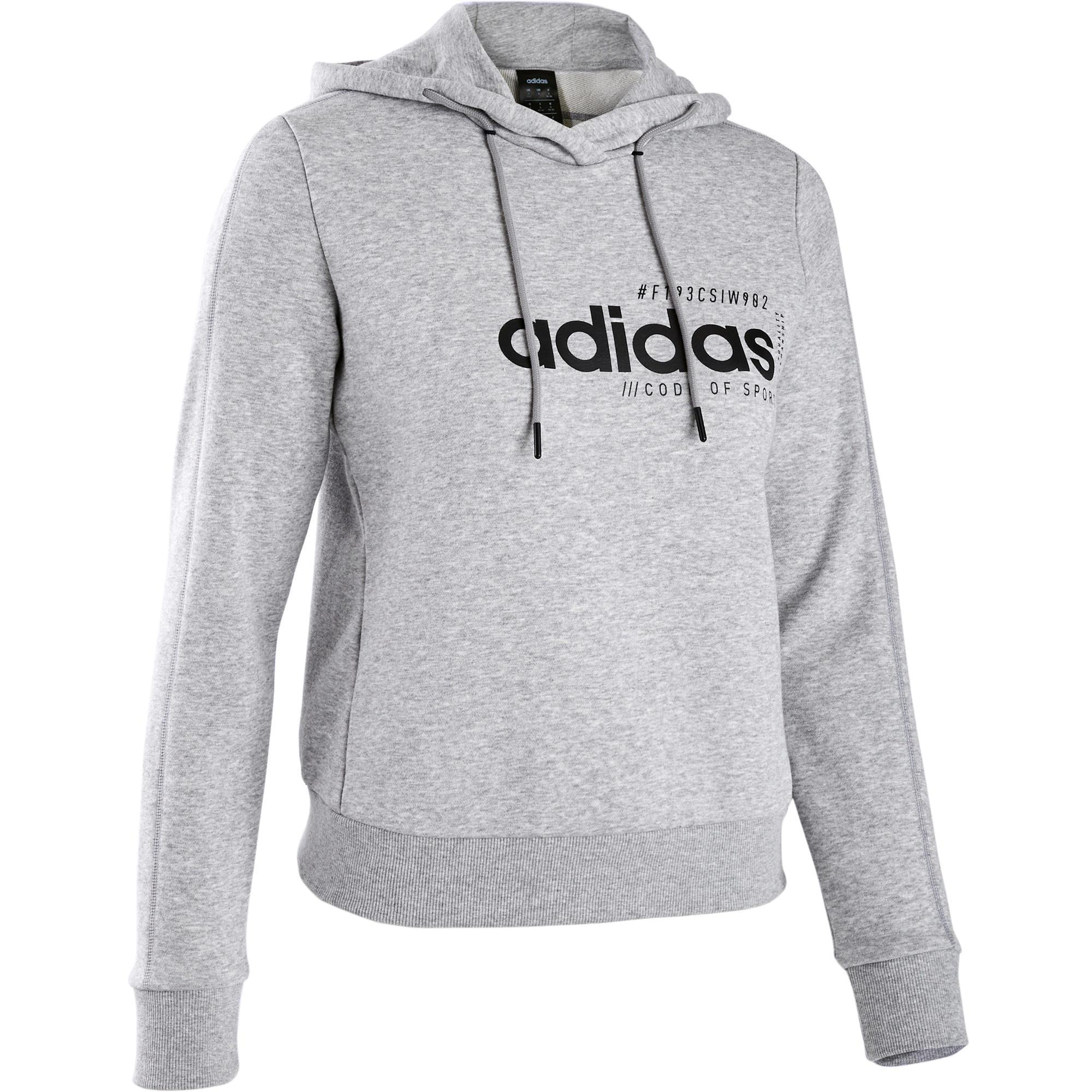 sweat adidas fille