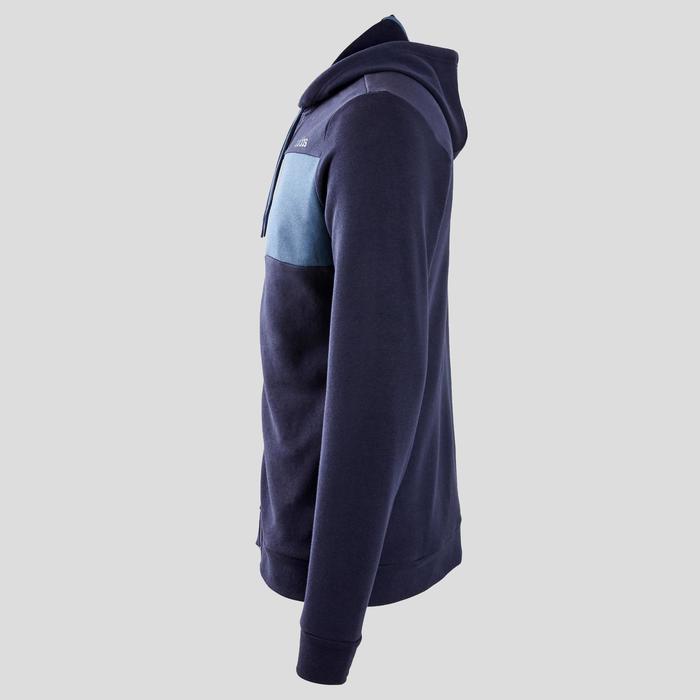 best cheap shop check out Veste Adidas avec capuche homme bleu