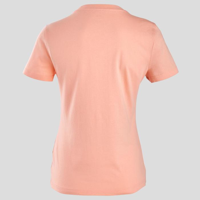 T-Shirt Adidas regular Pilates Gym douce femme rose